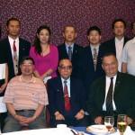 同中国第一任驻联合国大使柴泽民