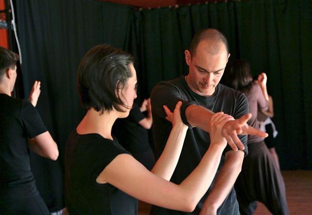 陈中华老师入室弟子加拿大渥太华大学莫拉茨教授将实用拳法推进西方艺术舞台。