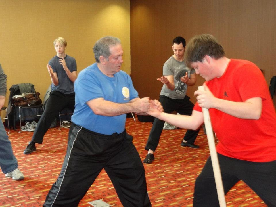 美国中部实用拳法讲座3