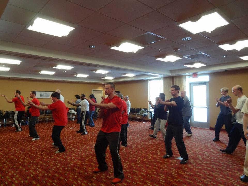 美国中部实用拳法讲座6