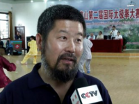 大青山2014大赛采访
