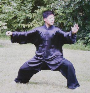 陈中华2002年美国阿肯撒州单鞭式