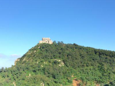 太极圣山大青山古城堡