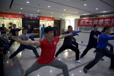 凌子明在2016年11月北京讲座
