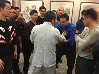 陈中华老师在2016年11月北京讲座推手