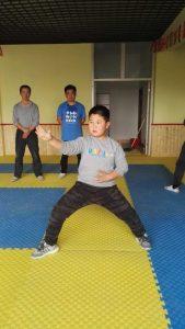 最小的学员娄嘉良仅12岁