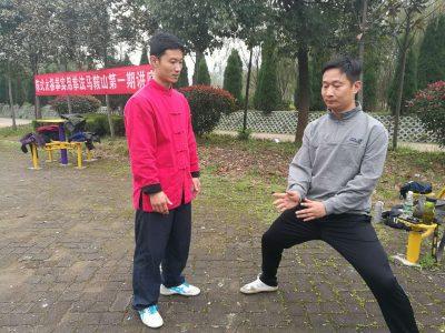 陈旭马鞍山第一届实用拳法讲座6