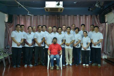 2016年香港实用拳法讲座第一天合影