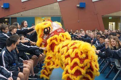 澳洲的学生们是这样接受中国文化的!