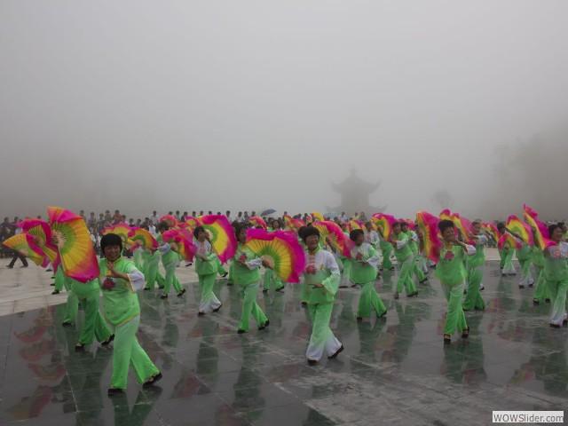 大青山大赛开幕式 - 06